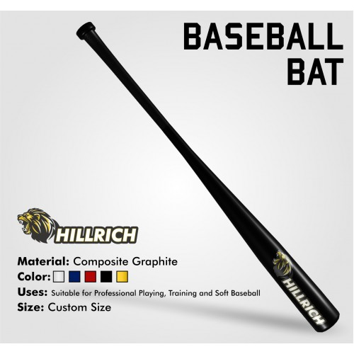 Composite Graphite Baseball Bat